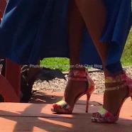 Gianni Bini // Foot Model Queenie