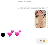 DM Conversations on IG