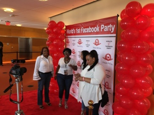 Worlds 1st Facebook Party