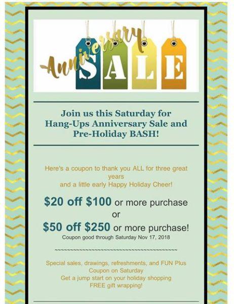 Hang-Ups Boutique (Va Beach VA)