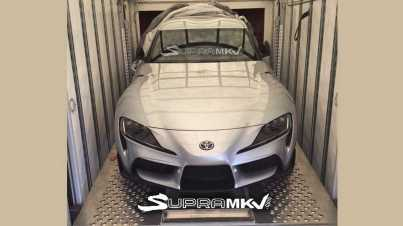 2020 Supra Production Ready