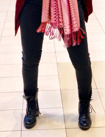 Combat Boots By Vince Camuto