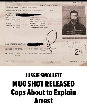 Jussie Smollett Case