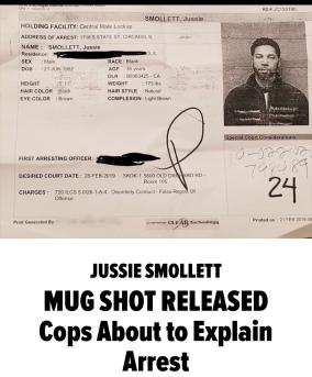 Jussie Smollett Case