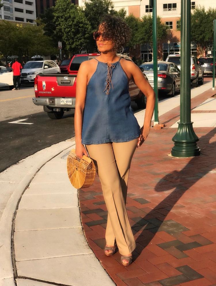 Fashion Blogger Queenie